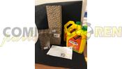 SERVICE KIT FOR SCREW COMPRESSORS